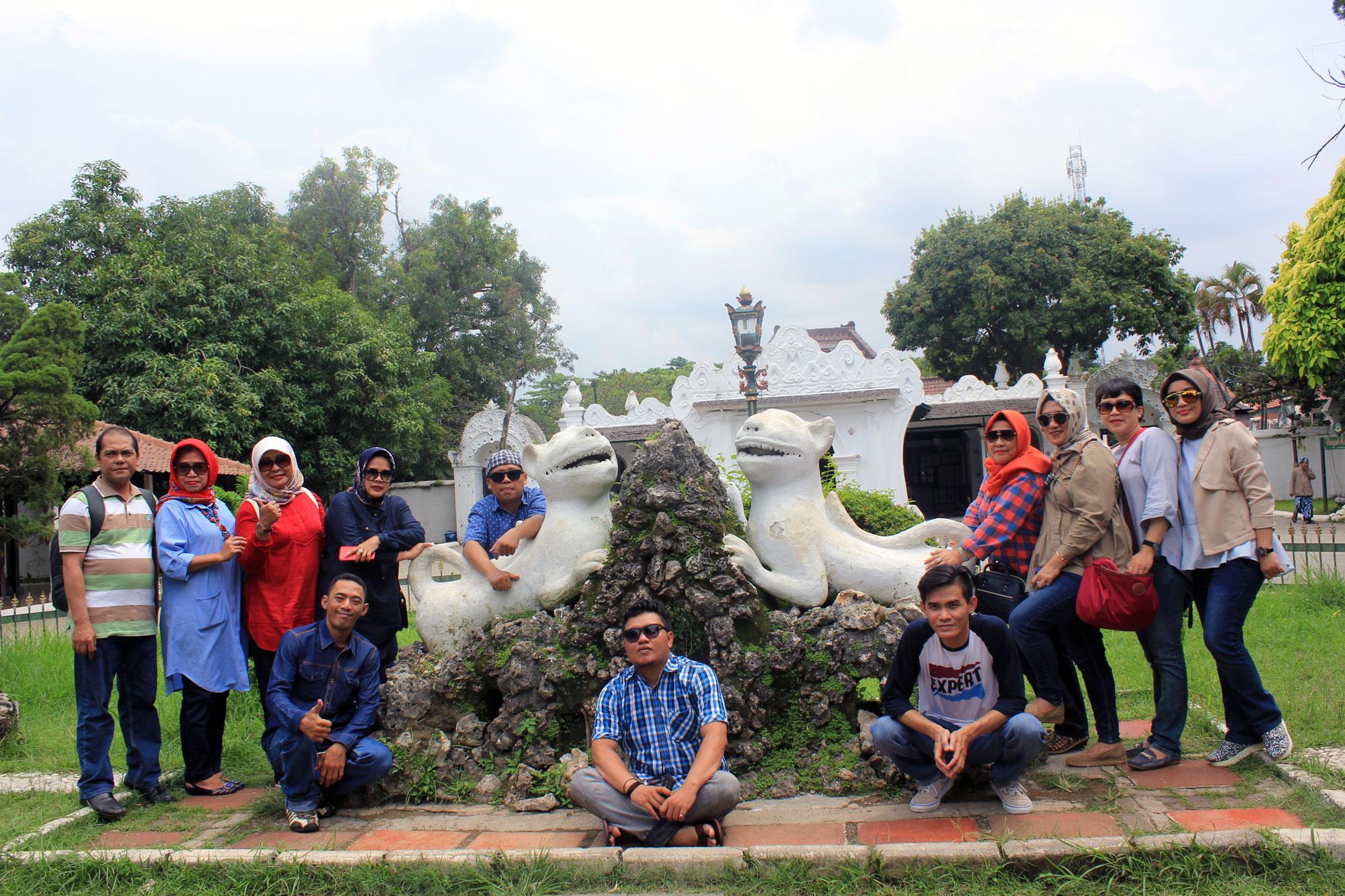 3 Tujuan Wisata Terpopuler di Cirebon