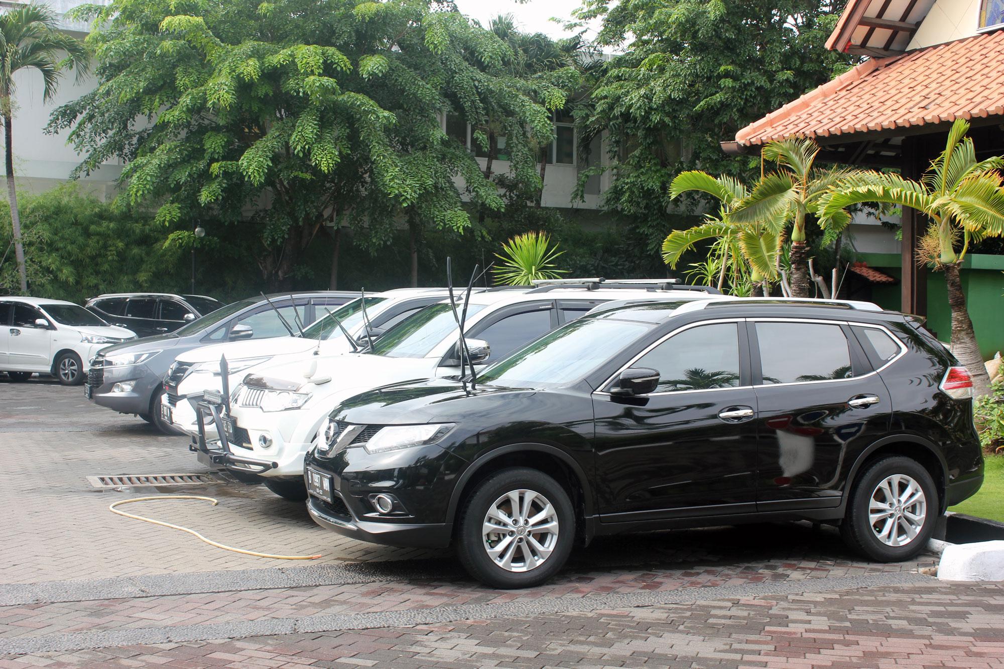 Berbagai Mobil Tersedia di Jasa Rental Mobil Cirebon