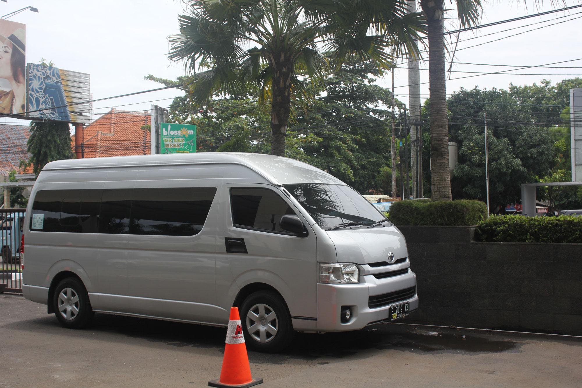 Travel Bandara Soekarno Hatta ke Cirebon