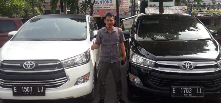 Sewa Mobil Innova Cirebon dengan Harga Terbaik