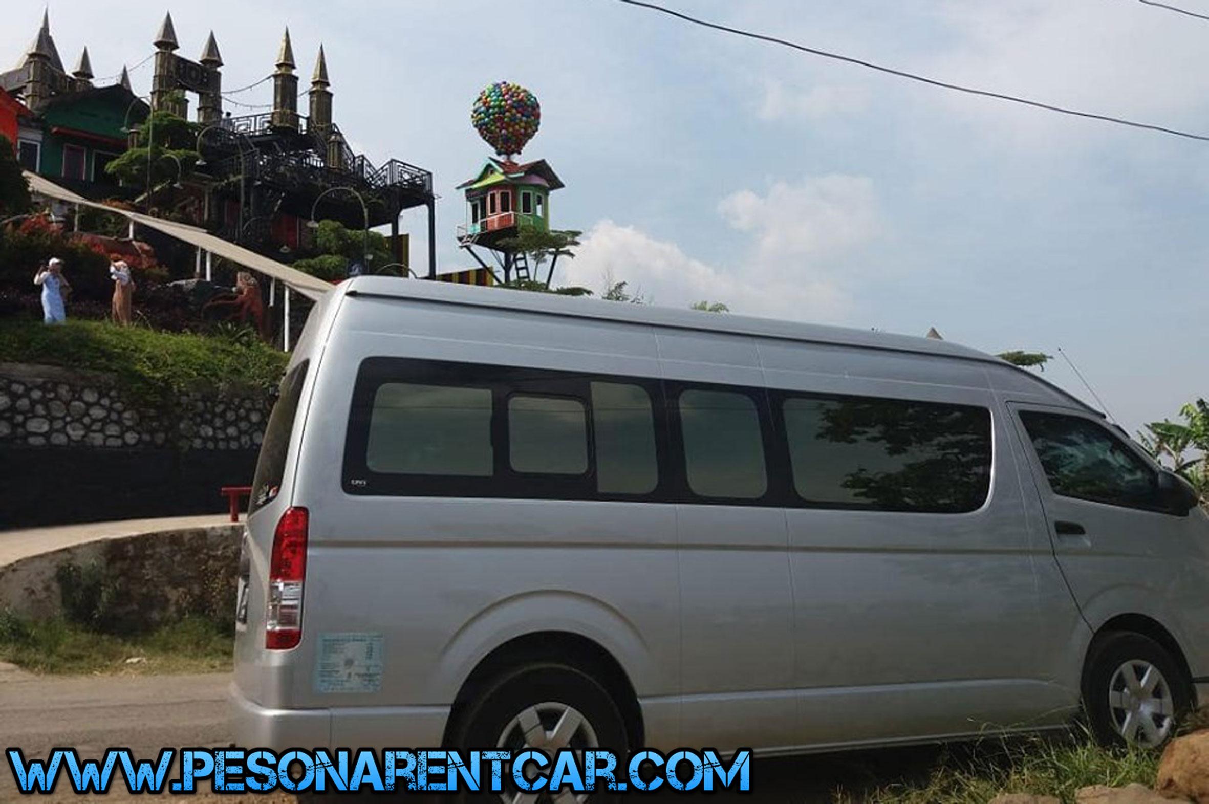 Sewa Mobil Hiace Cirebon yang Terjangkau
